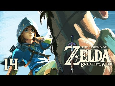 LORD OF THE MOUNTAIN - Let's Play - The Legend of Zelda: Breath of the Wild - 14 - Walkthrough