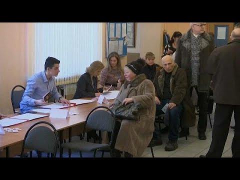 الناخبون الروس يتوجهون إلى مراكز الاقتراع  - نشر قبل 26 دقيقة
