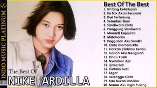 THE BEST OF NIKE ARDILLA   Terbaik Sepanjang Karir   HQ Audio