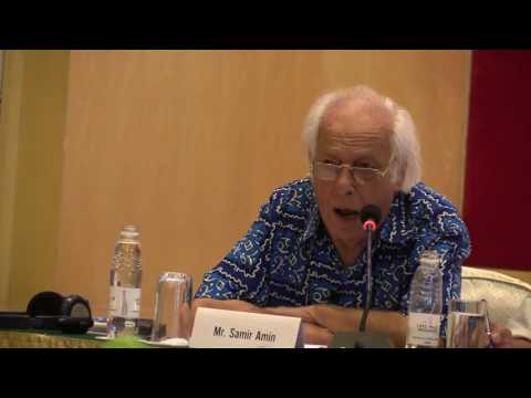 Samir Amin : 2014 Hanoi, Vietnam, conference