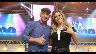 Grisel Quiroga y Ronico Cuellar son presentados de manera oficial como conductores de Yo me llamo