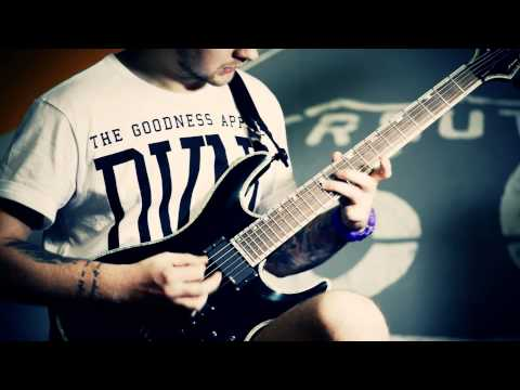 After The Burial  Berzerker Ilya Kuhin Guitar