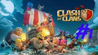Clash of Clans #1: Construindo a primeira favela do Clash of Clans