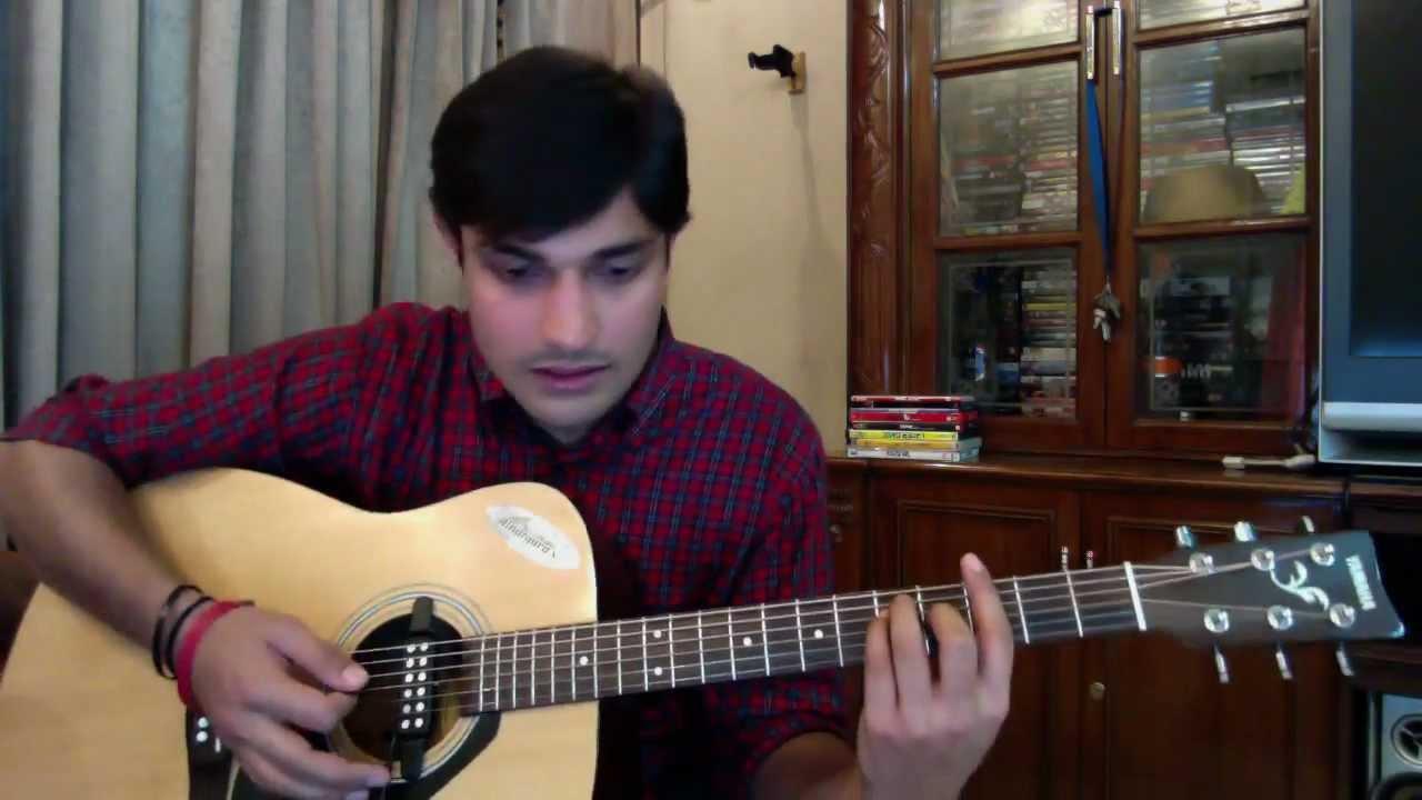Tu Jaane Na Guitar Cover Ajab Prem Ki Ghazab Kahani Youtube