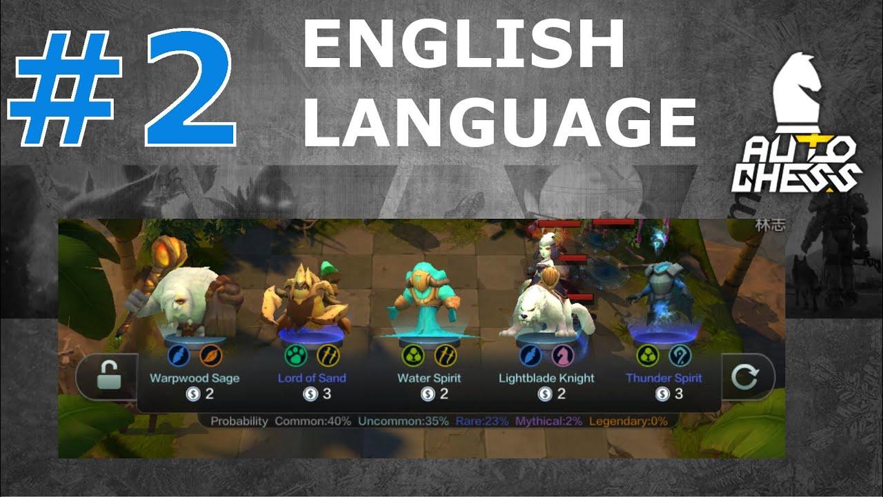 Dota 2 Sprache ändern