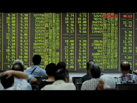News Update China shares get long-sought MSCI index listing 21/06/17