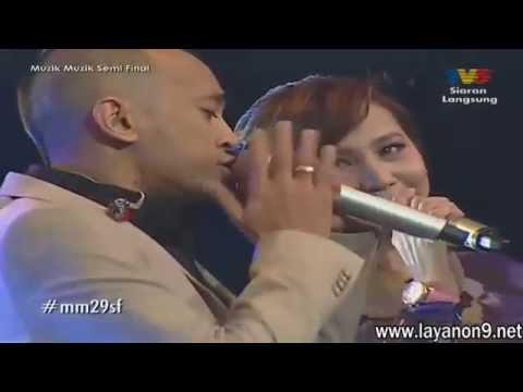 Tomok & Yana Samsudin - Cinta Tak Pergi (Muzik Muzik 29 Separuh Akhir Pertama)