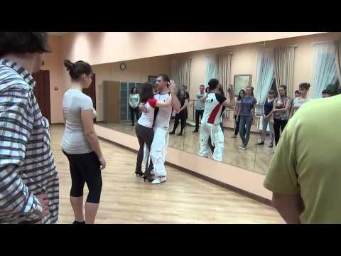 Открытый урок по Bachata от Chilli Dance Studio 3.11.2014