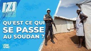 Qu'est-ce qui se passe au Soudan ? • IZI NEWS