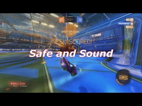 Rocket League Montage - Safe and Sound