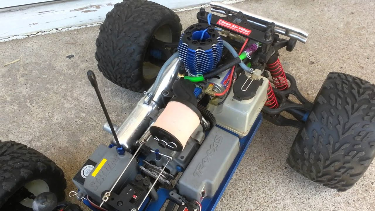 Stock traxxas tmaxx 3 3 top speed test