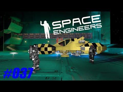 Space Engineers - Space Taxi ⚙ #037 [Gameplay German Deutsch]