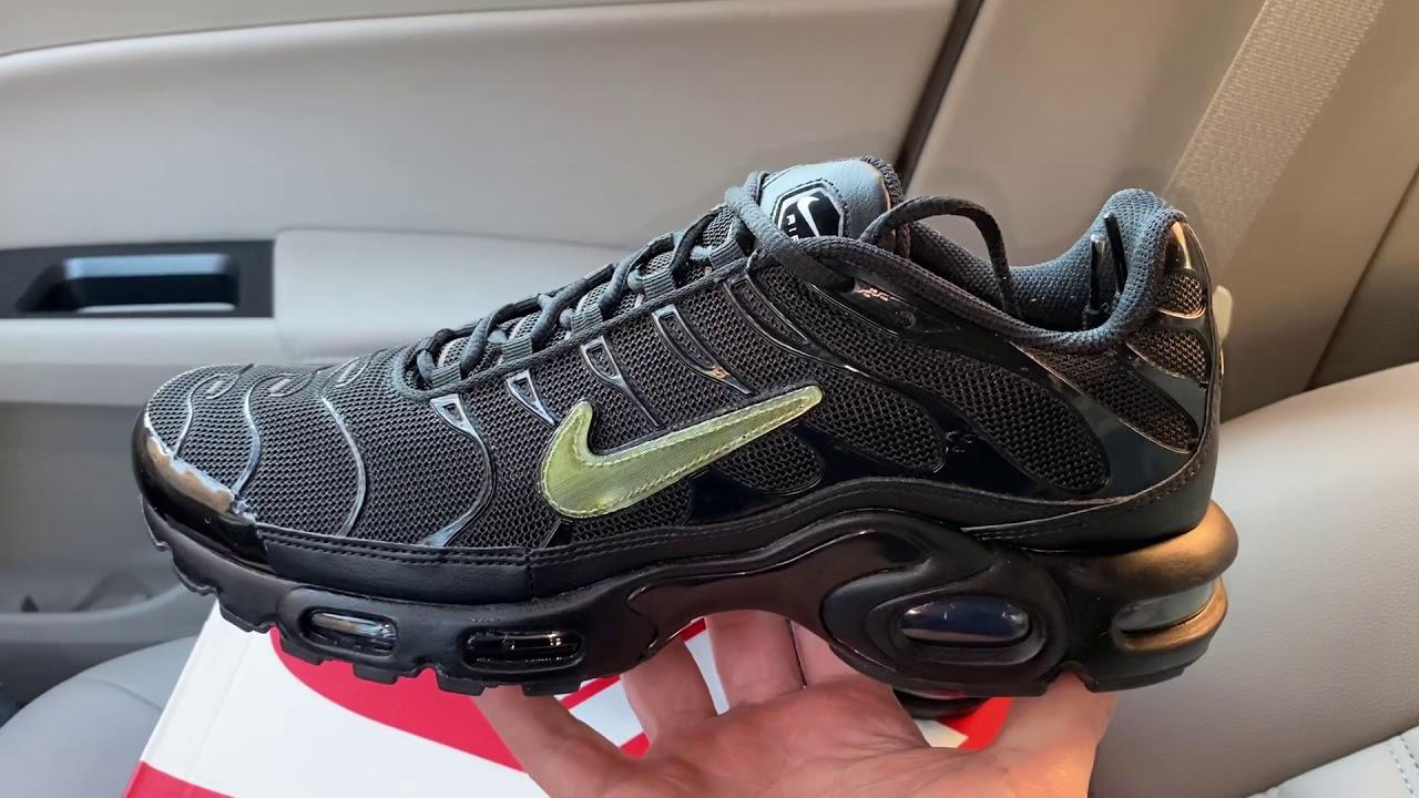 Nike Air Max Plus Removable Swoosh