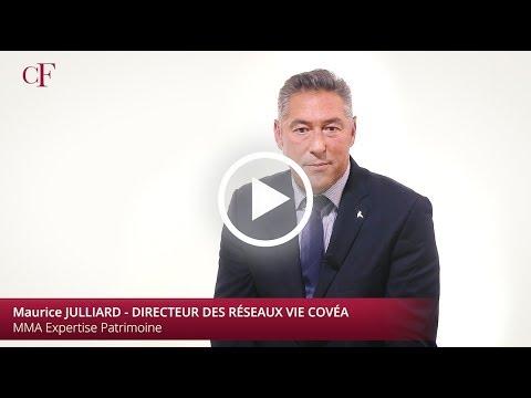 Maurice JULLIARD - MMA Expertise Patrimoine : L'esprit mutualiste au service du patrimoine