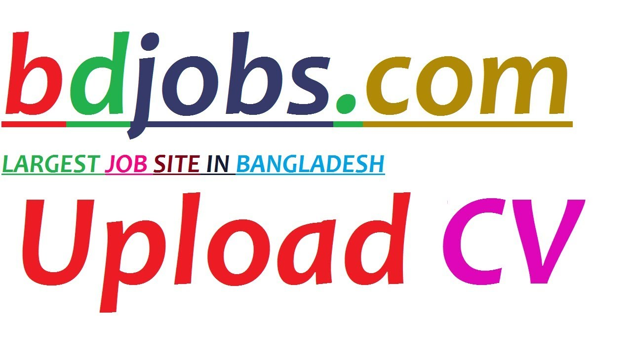 How To Upload Your Resume Or Cv In Bdjobs And Online Apply By Bdjobs