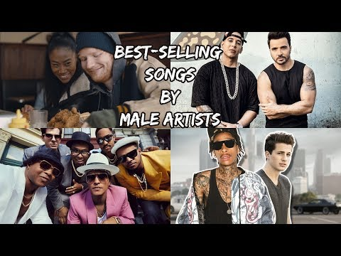 Top 10 Biggest Selling Songs of The Decade  Male Artists 20102018