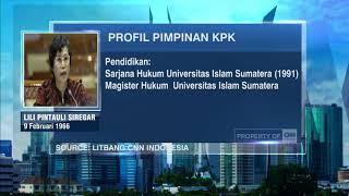 Berikut Profil 5 Pimpinan Baru KPK Periode 2019-2023
