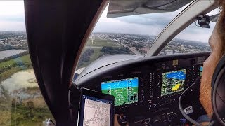 i got a new job kodiak ifr flight vlog