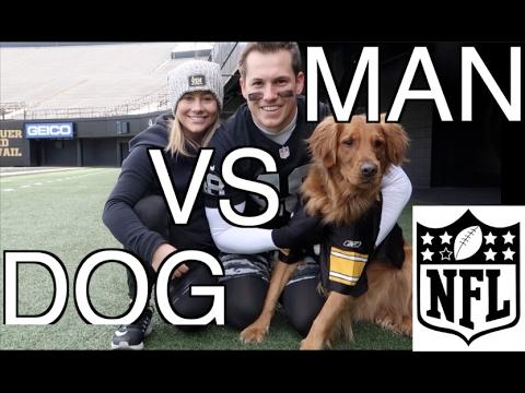 MAN VS DOG | SHAWN JOHNSON