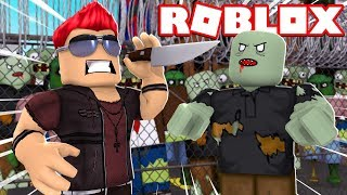 🔥 THE WORLD'S BEST ZOMBIE KILLER! | ROBLOX #221