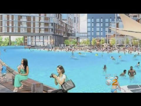 Breathtakingly Beautiful Blue Lagoon Planned For Pittsburgh