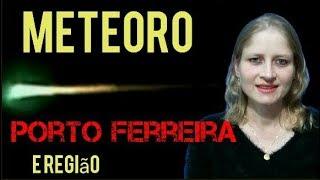 Meteoro explode no céu de Santa Rita,Porto Ferreira, Descalvado, Pirassununga e Região-O que é isso?