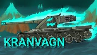 kranvagn - Мультфильм про танки