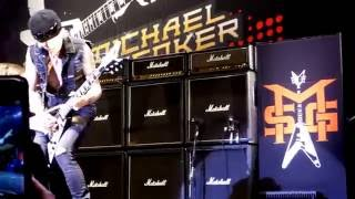 Michael Schenker In to The Arena @Osaka