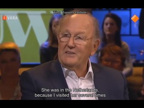 Joop van den Ende talks about Tina Turner the Musical -  2015