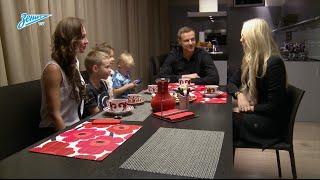 «Zenit Family» на «Зенит-ТВ»: Екатерина Смольникова в гостях у Малафеевых