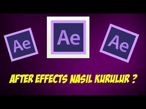 Rehber-Bölüm-#1-After Effects CC 2014 Nasıl Kurulur ?-AmazingMertosh