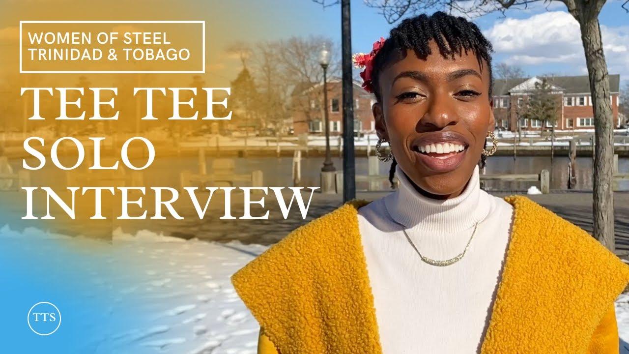 Tee Tee Solo - Women of Steel TT Interview