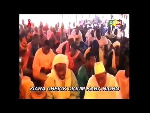 Ziara Cheick Dioum KABA 2015 à Nioro