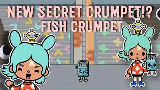 New Secret Crumpet Fish Crumpet in Toca Life World  Toca Boca