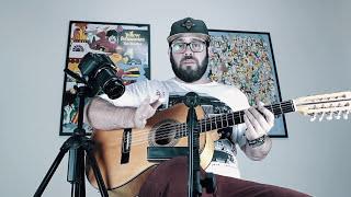 Vídeo-Aula - Como Afinar a Viola Caipira