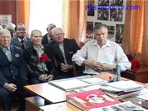 Мэр Новошахтинска встретился с ветеранами