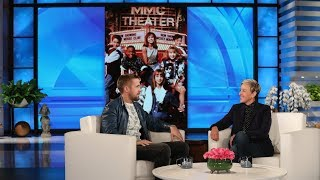 Ryan Gosling on Working with 'Freakishly Talented' Britney & Christina