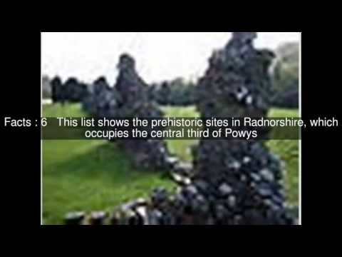 List of Scheduled prehistoric Monuments in Powys (Radnorshire) Top  #11 Facts