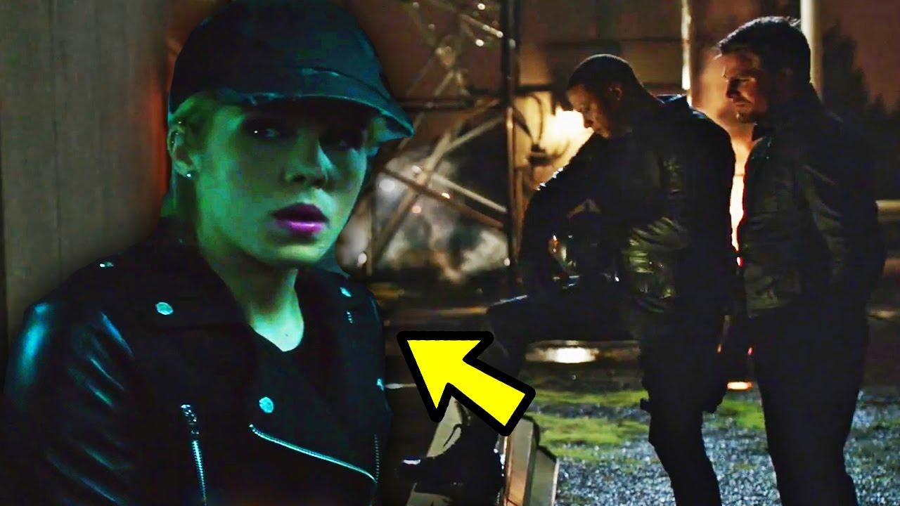 Download Arrow 5x19 Trailer Breakdown! - Team Arrow vs Helix! - Dangerous Liaisons