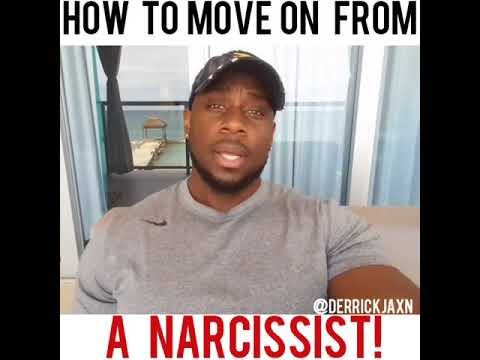 How do you heal after dating a narcissist