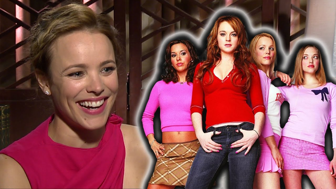 rachel mcadams in for mean girls reunion! - youtube