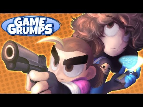 Metal Grump Solid (by TopSpinTheFuzzy and PennilessRagamuffin) - Game Grumps Animated