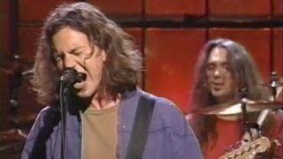 Pearl Jam- Rearviewmirror SNL 1994 1080p HD Remastered