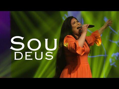 Sou Deus  - Jana de Paula - VIDEO LETRA - Lançamento 2018