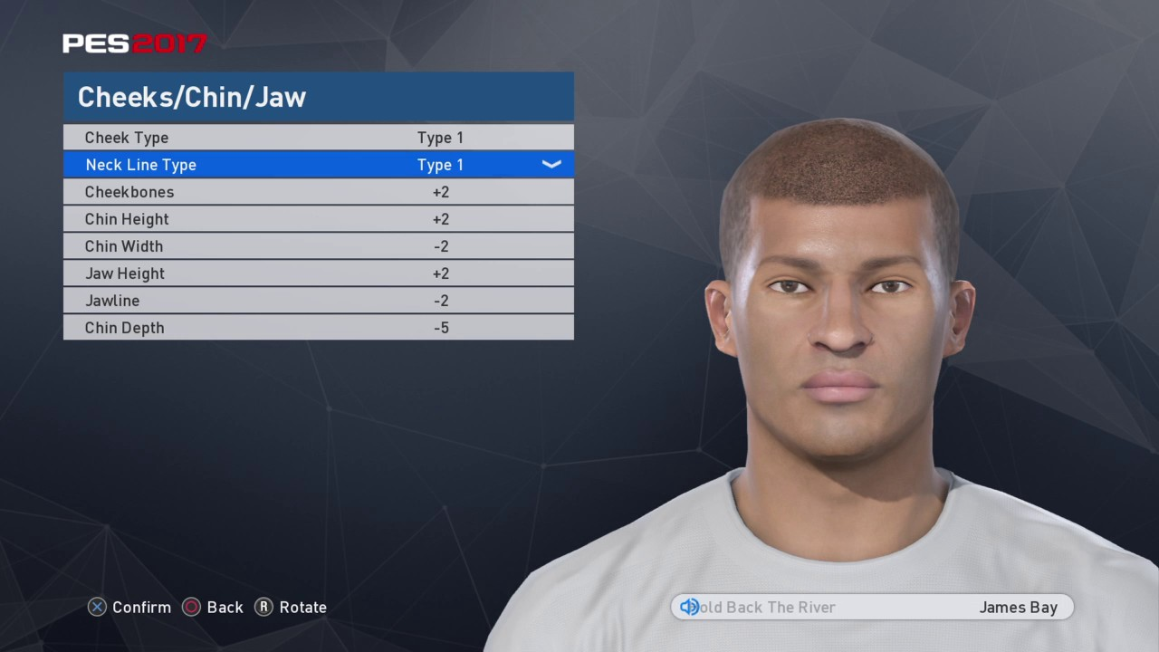 PES 2017 FACES MBAPPE