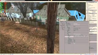 SDK 0.4 Облёт камеры,создание и работа