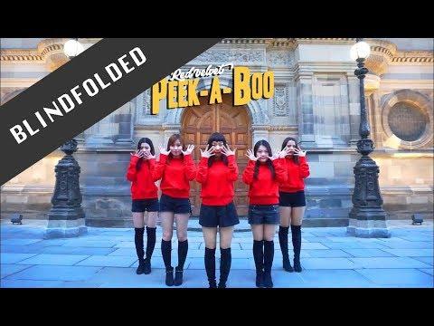 [Blindfolded Challenge] Red Velvet - Peek-A-Boo