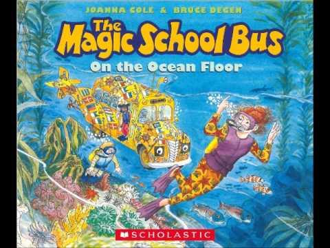 Whoa i remember magic school bus whales dolphins p for Magic school bus ocean floor full episode