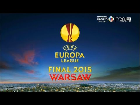 UEFA Europa League Final 2015 Intro