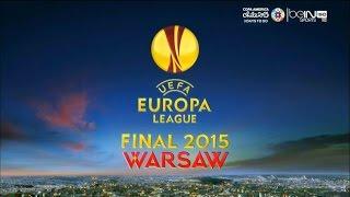 UEFA Europa League Final 2015 Intro